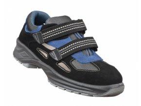 Stabilus 8410 S1P pánský sandál ,ocelovou špička,nekovová stélka proti propichu,sklady,lehký průmysl,logistika