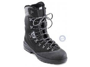 Stuco 35.700 S3 SRC WR CI vysoká zimní pánská bota Alu špička ,izolace proti chladu 100%nepropustnost pro vodu,přírodní kožešina