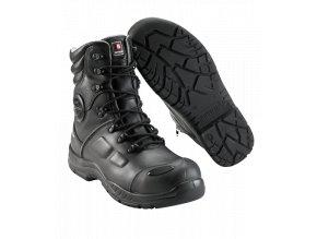 Brynje 365 S3 zimní bezpečnostní holeňová bota s širokou Alu špicí,vnější plastová špička,zemědělství,lesnictví,těžký průmysl