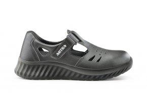 armen 9008 1010 s1 kompoArtra ARMEN 9008 S1 pánský/dámmský sandál nekovová špička, obuv bez kovuzit