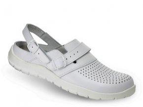 Schuerr 5.1291.01.51 zdravotní sandál OB ESD bez tužinky gel v patě a pod prsty, zdravotnictví, elektronika