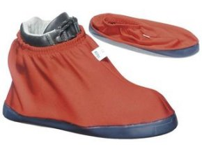 Stabilus návlek na obuv s pryžovou protiskluznou tenkou podešvíueberziehschuh