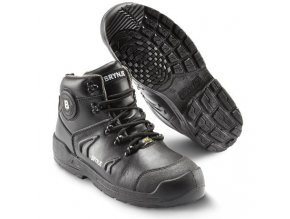 Brynje 338 pánská zimní kotníková bota S3,antistatická ESD obuv do zemědělství,lesnictví a stavebnictví