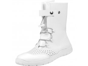 Schuerr41295.01.51 antistatická ESD obuv pro čisté prostory,vysoká pracovní obuv z mikrovlákna