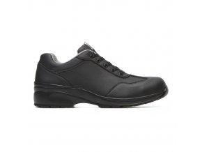 Safeway NicoleO1 -dámská pracovní polobotka na klínku,antistatická dámská obuv,pracovní obuv pro lehký průmysl,sklady apod.