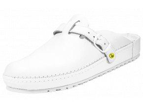 Schuerr 5.1840.01.14-antistatický pantofel ,protiskluzný pantofel v ESD provedení,gel v patě,obuv pro zdravotnictví,elektrotechniku a oblast elektroniky