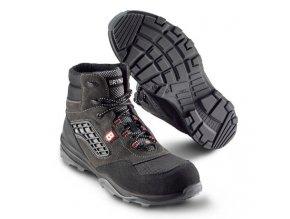 B521-kotníková ESD bezpečnostní bota,kompozitová špička,lehká komfortní pracovní bota,vhodná do skladů,lehkého průmyslu, elektrotechniky