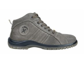 Ares S3:kotniková dámská a pánská pracovní bota, kompozitová špička, lehká obuv i do mokrého prostředí
