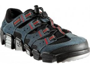 Prabos Marco S1:lehký pracovní sandál bez kovu,plastová špička,výborně protiskluzová obuv