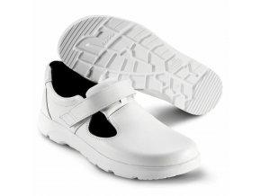 Sika 173110-pracovní obuv protiskluzová,obuv bez vyztužené špičky,antistatická,pro zdravotnictví,farmacii,potravinářství