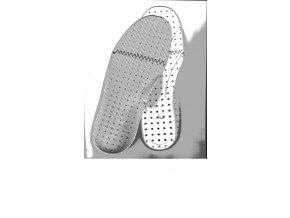 stélka S052:antistatická stélka, perforovaná vložka do bot