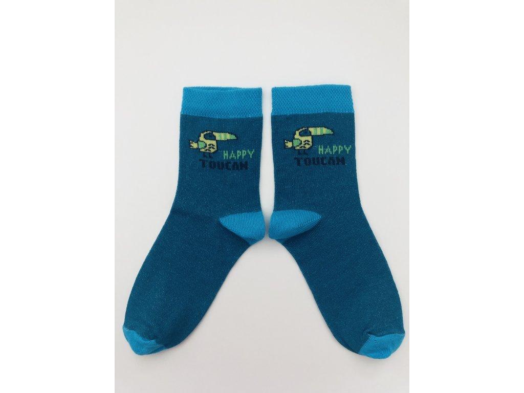 Ponožky tukan