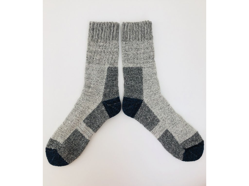 Ponožky vlněné THERMO