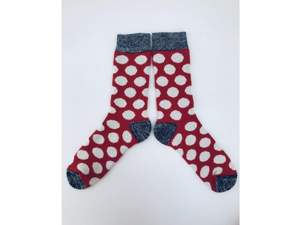 Ponožky zimní kolečko