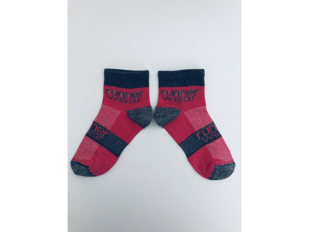 Ponožky kotníkové Runner