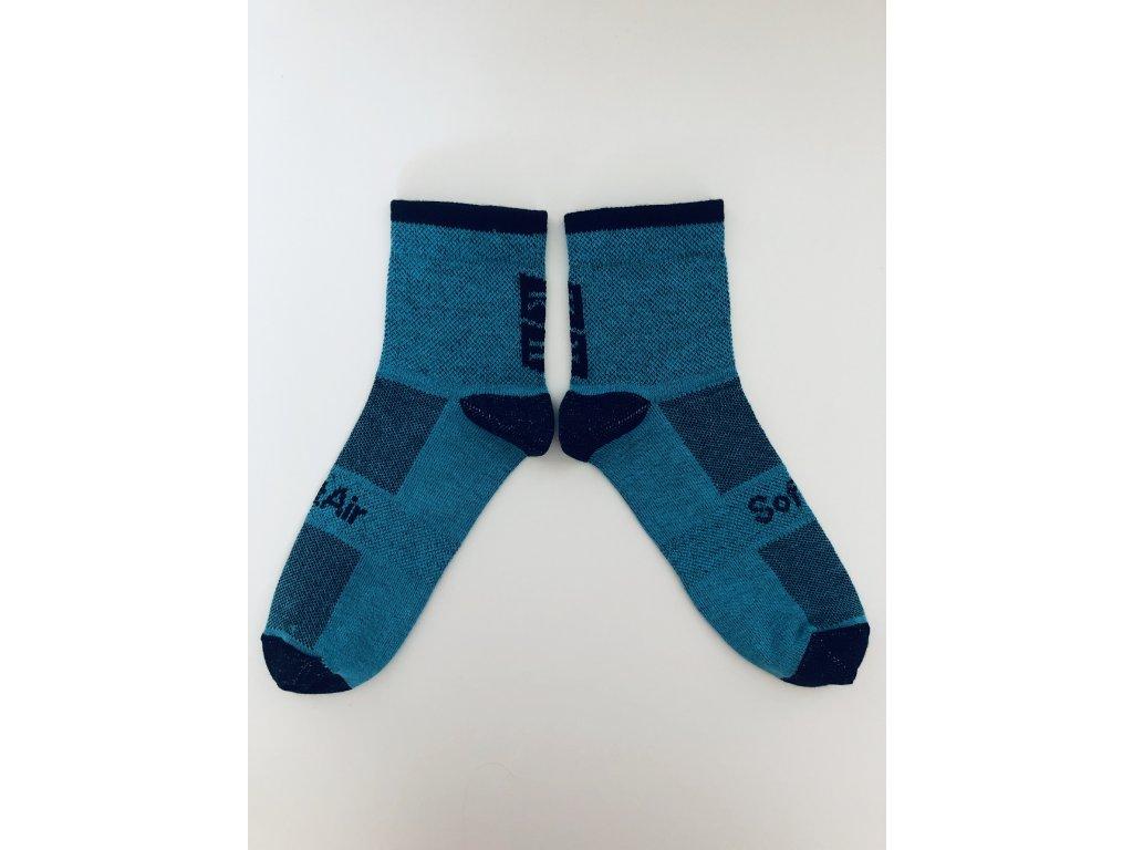 Ponožky kotníkové antibakteriální KH