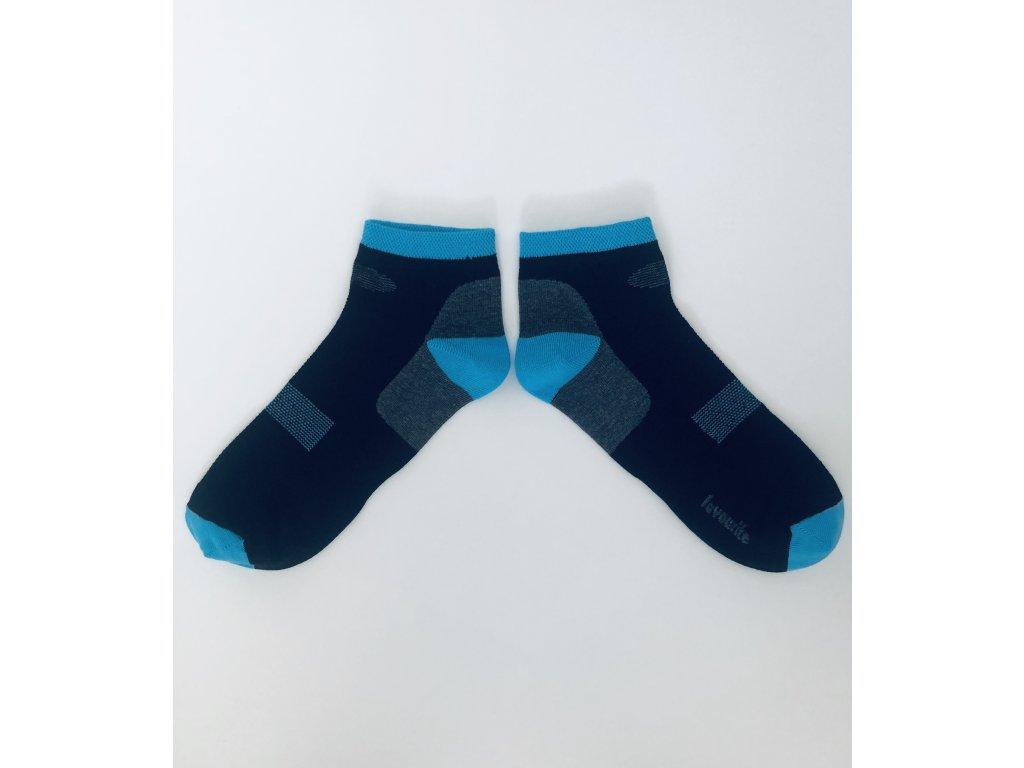 Ponožky kotníkové antibakteriální Favourite