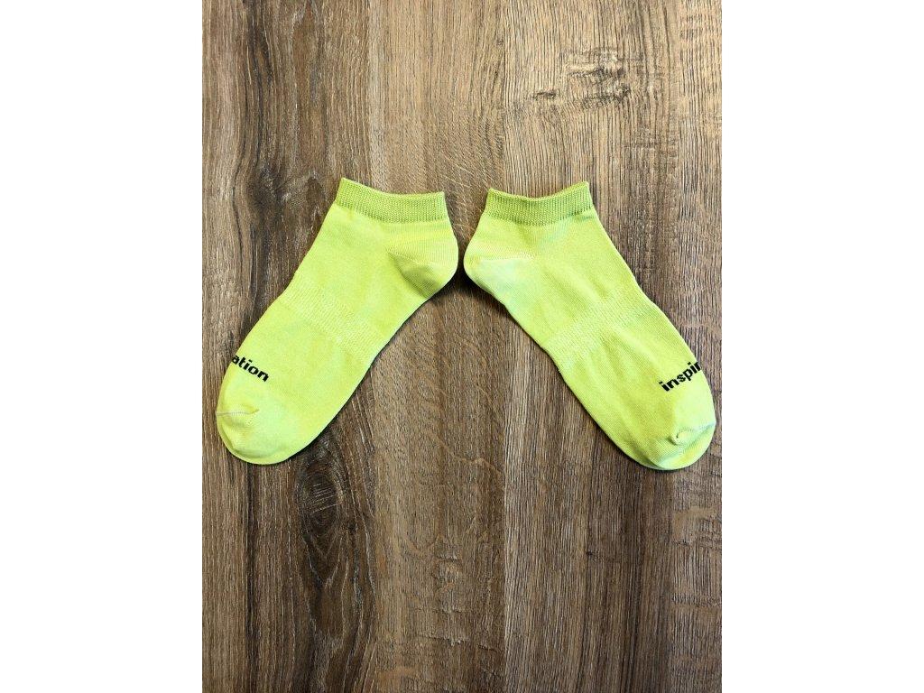 Ponožky kotníkové antibakteriální Inspiration