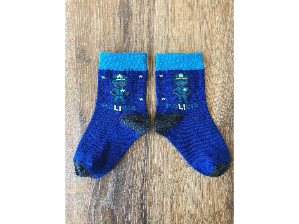 Ponožky policie