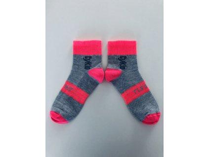Ponožky kotníkové antibakteriální Cyklo