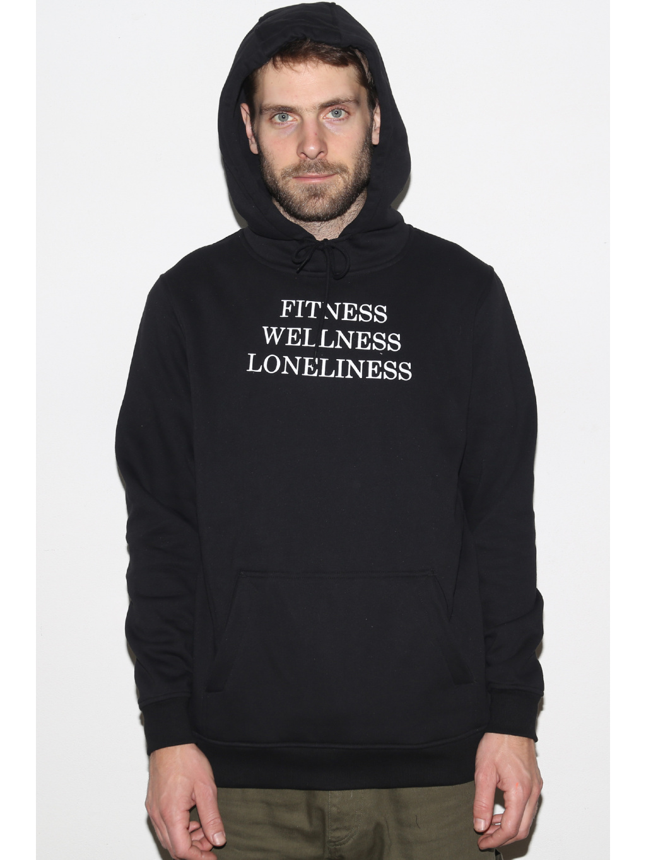 fitness wellness hoodie