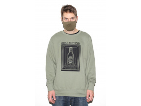 BRANA OLIVE SWEAT EDIT FRONT