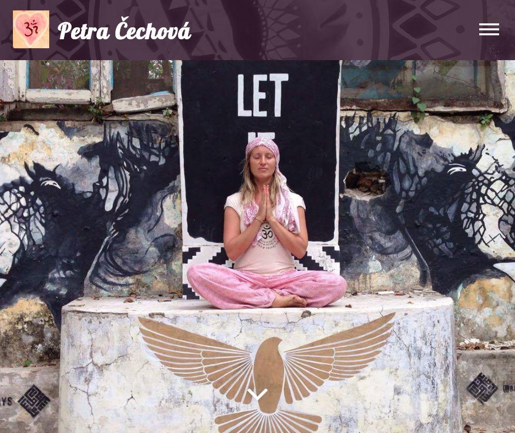 Meditace Vipassana, jak ji žije Petra Čechová
