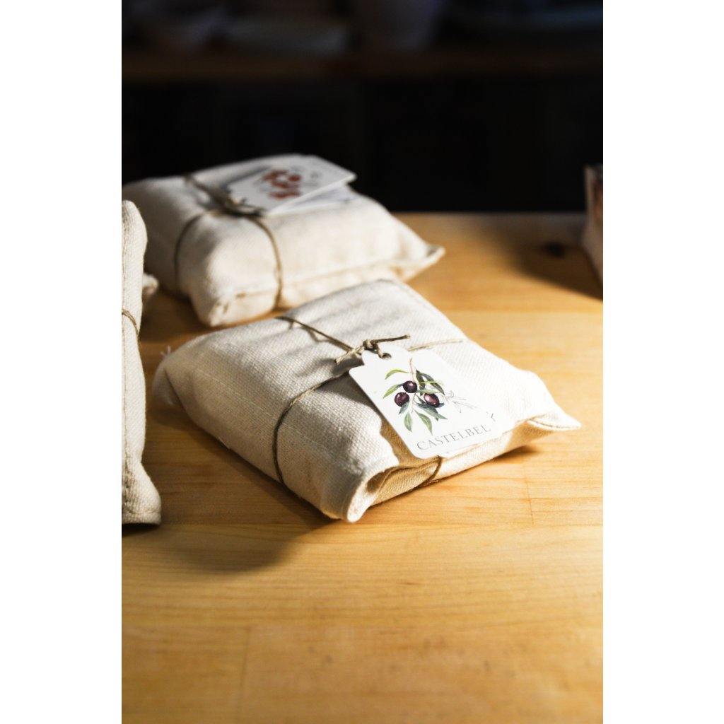 Ručně balené mýdlo do textilu - Oliva