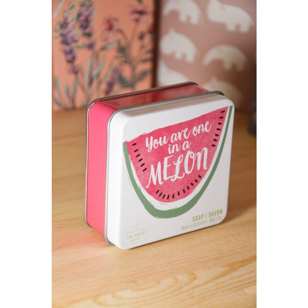 Mýdlo s melounem
