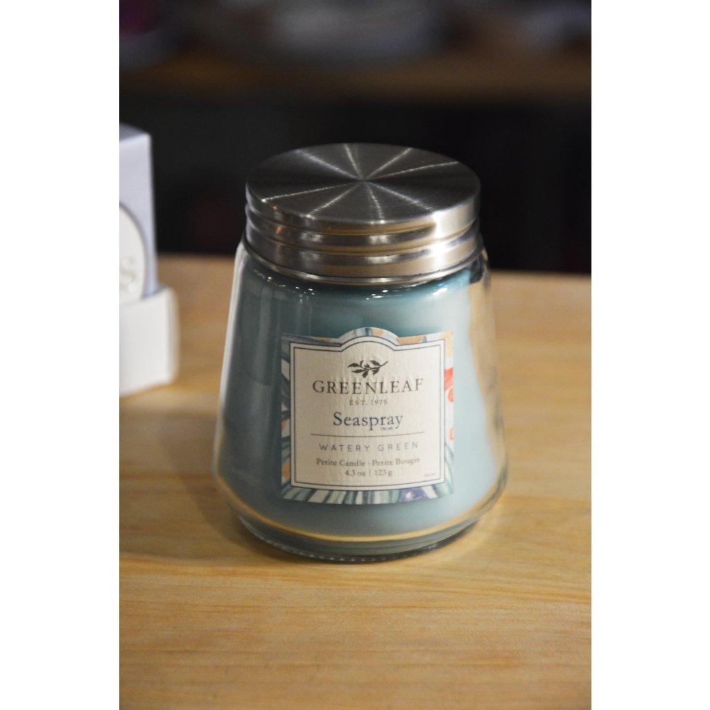 Svíčka ve skle Sea Spray - Vlnobytí