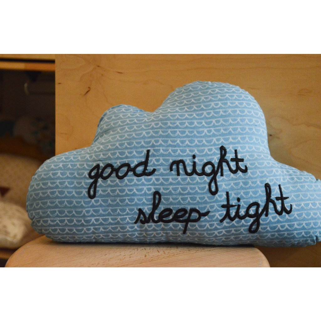 Polštář mrak Good Night Sleep
