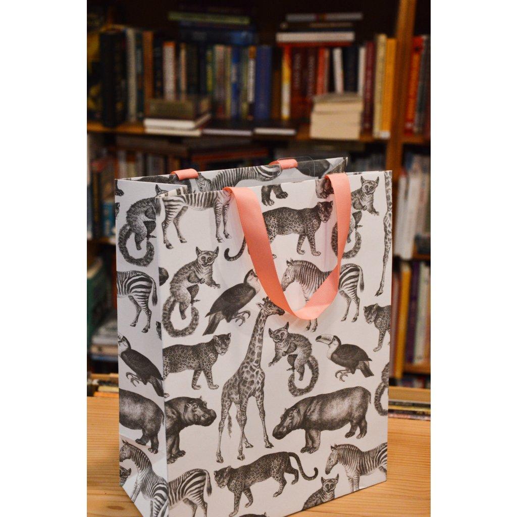 Dárková taška Zvířata