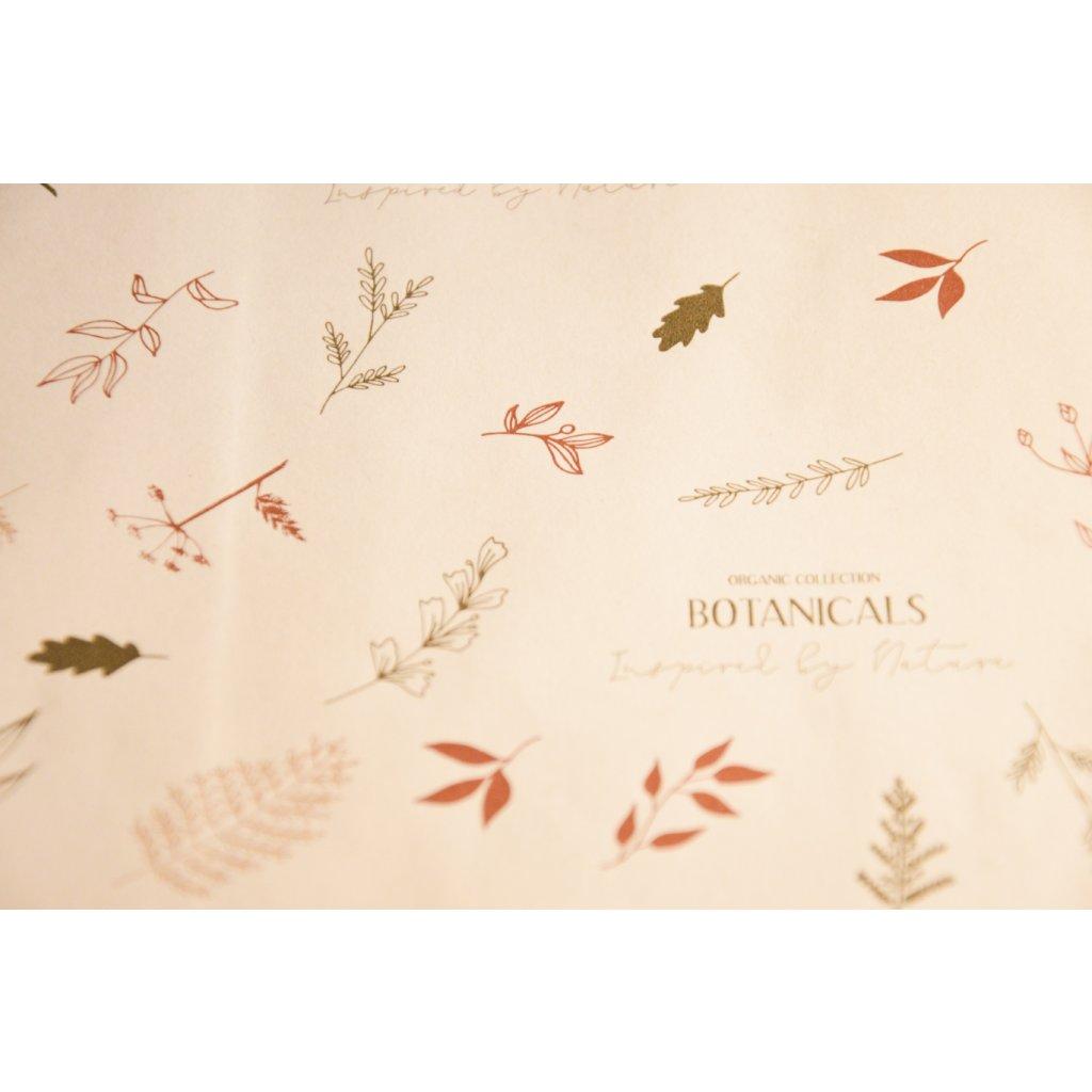 Papírový sáček Botanicals