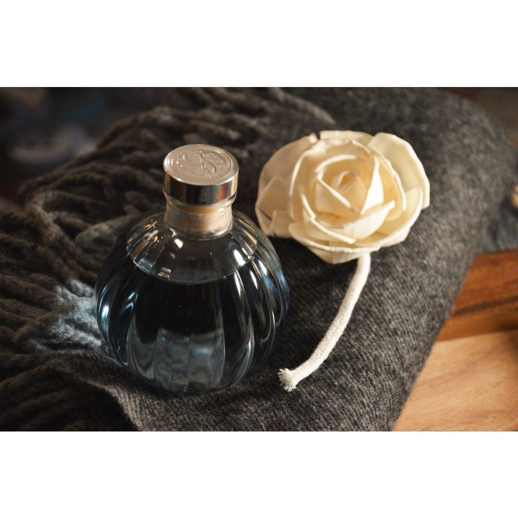 Knotový difuzér Bílá růže