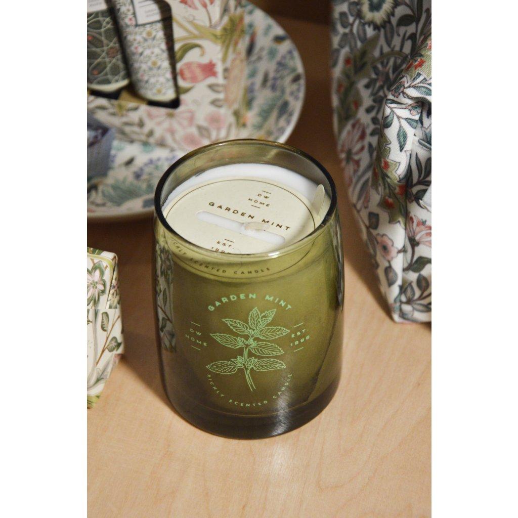 Svíčka ve skle Garden mint - zahradní máta