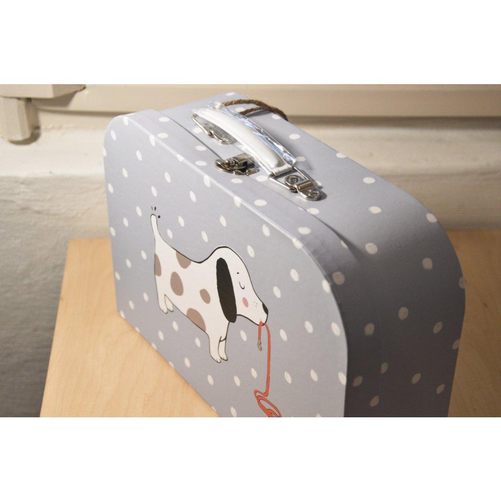 Kufřík s pejskem