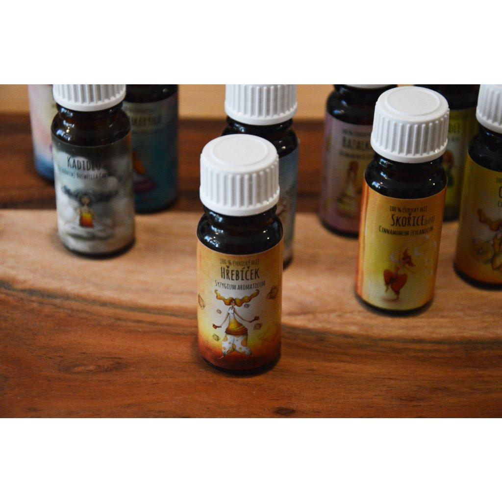 Éterický olej Hřebíček 10ml