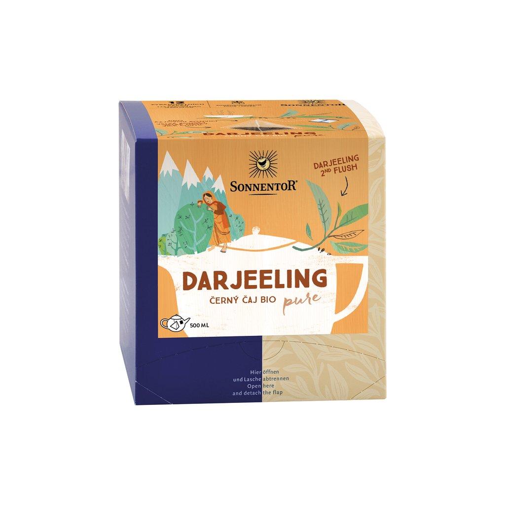 0013902 darjeeling cerny caj 12 x 25 g sonnentor