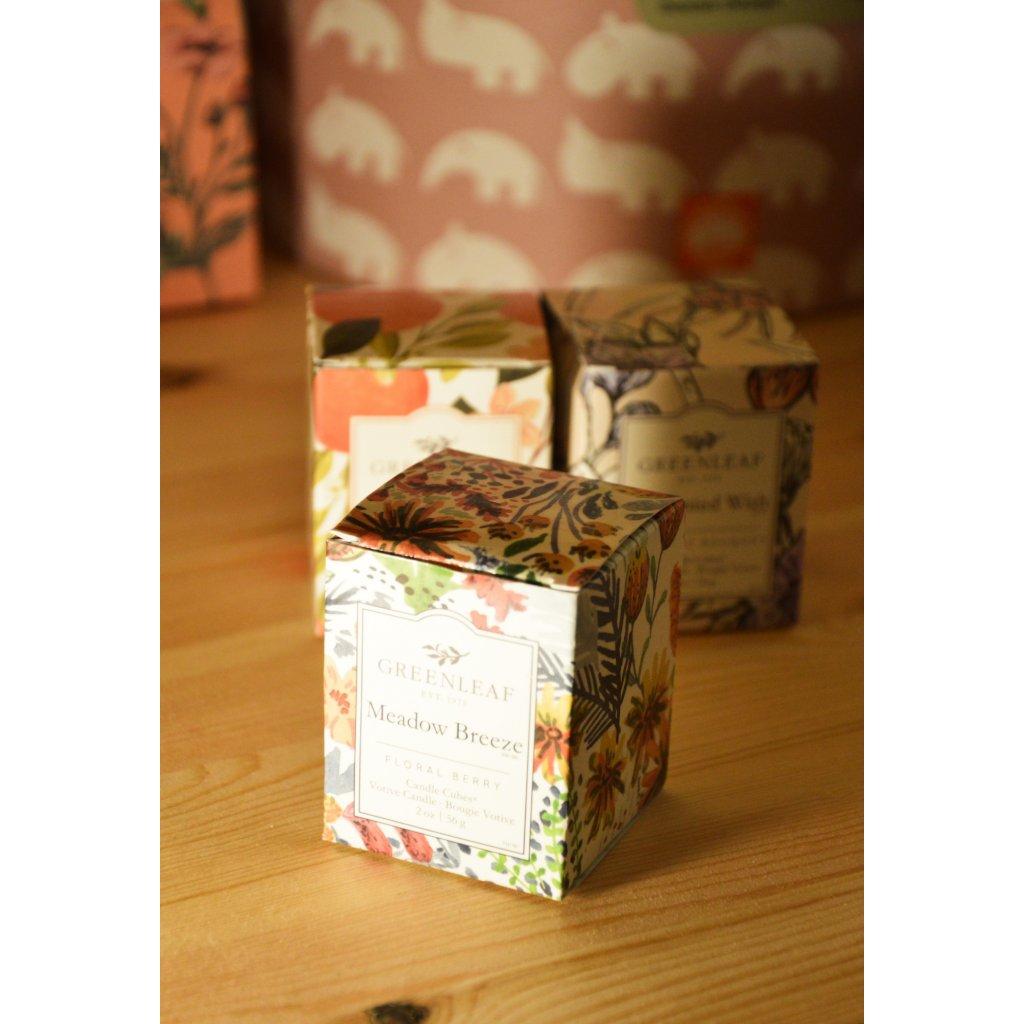 Svíčka v krabičce Meadow breeze - Luční vánek