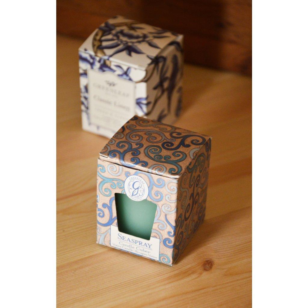 Svíčka v krabičce Seaspray