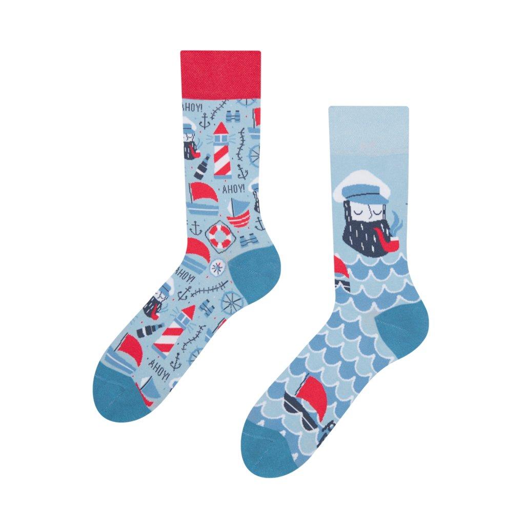 Ponožky Ahoj