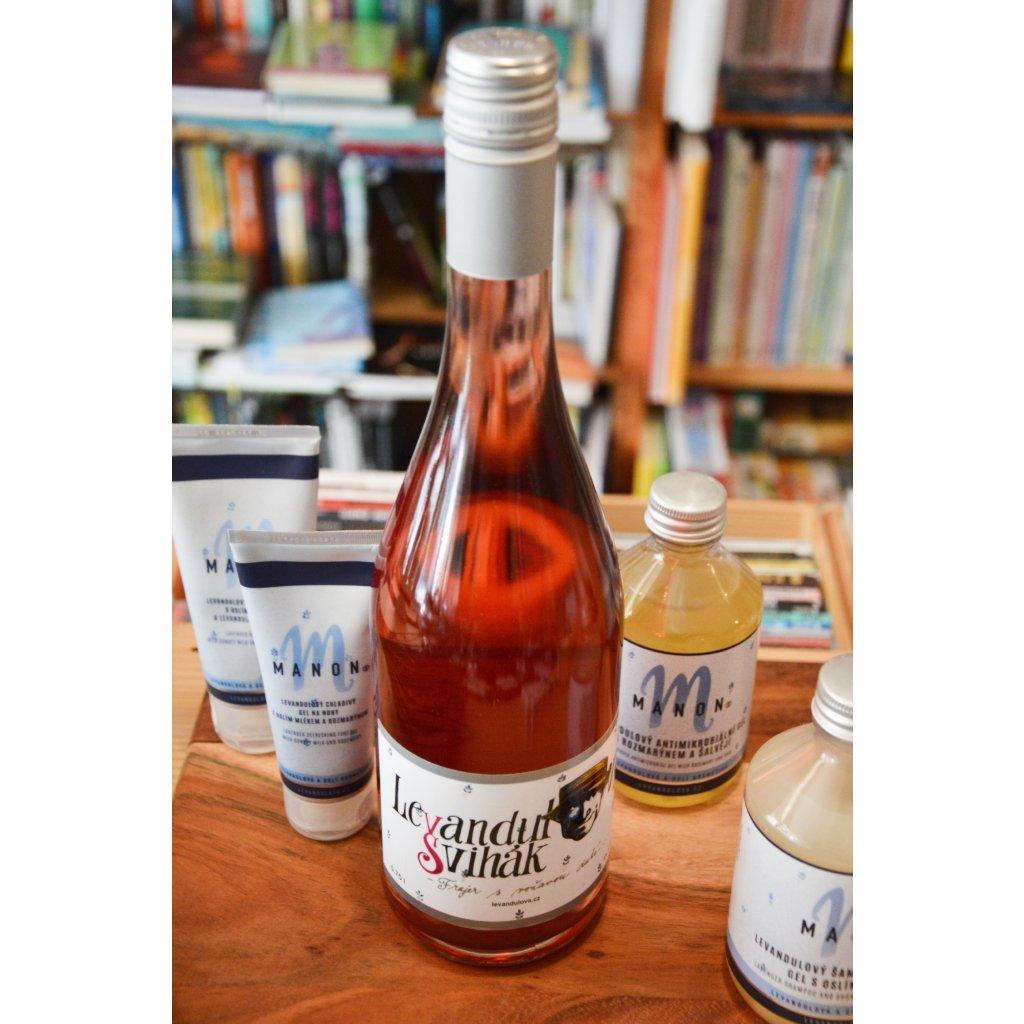Levandulové víno - Levandulový švihák