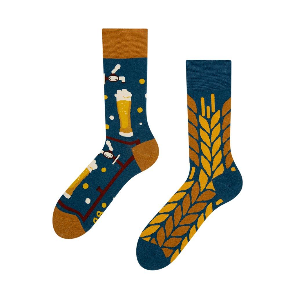Ponožky Čas na pivo