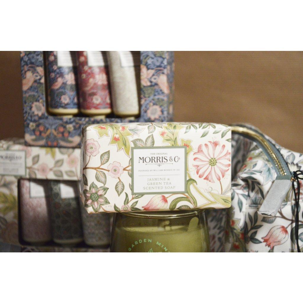 Luxusní mýdlo Jasmín a zelený čaj
