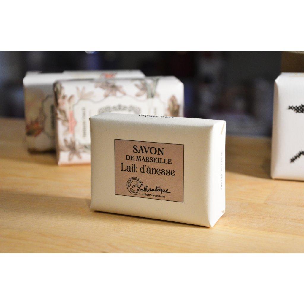 Luxusní mýdlo s oslím mlékem