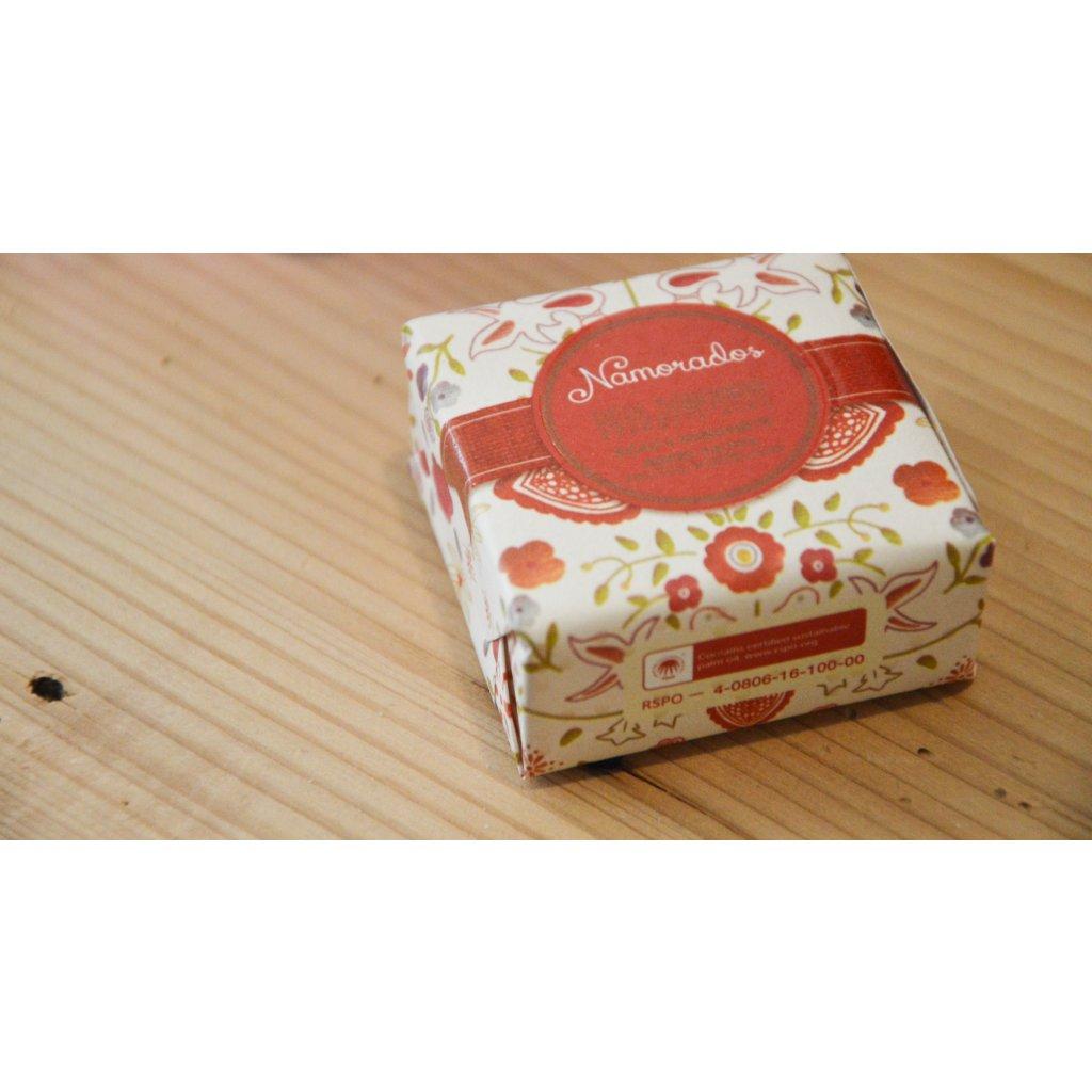 Luxusní mýdlo Červené ovoce malé