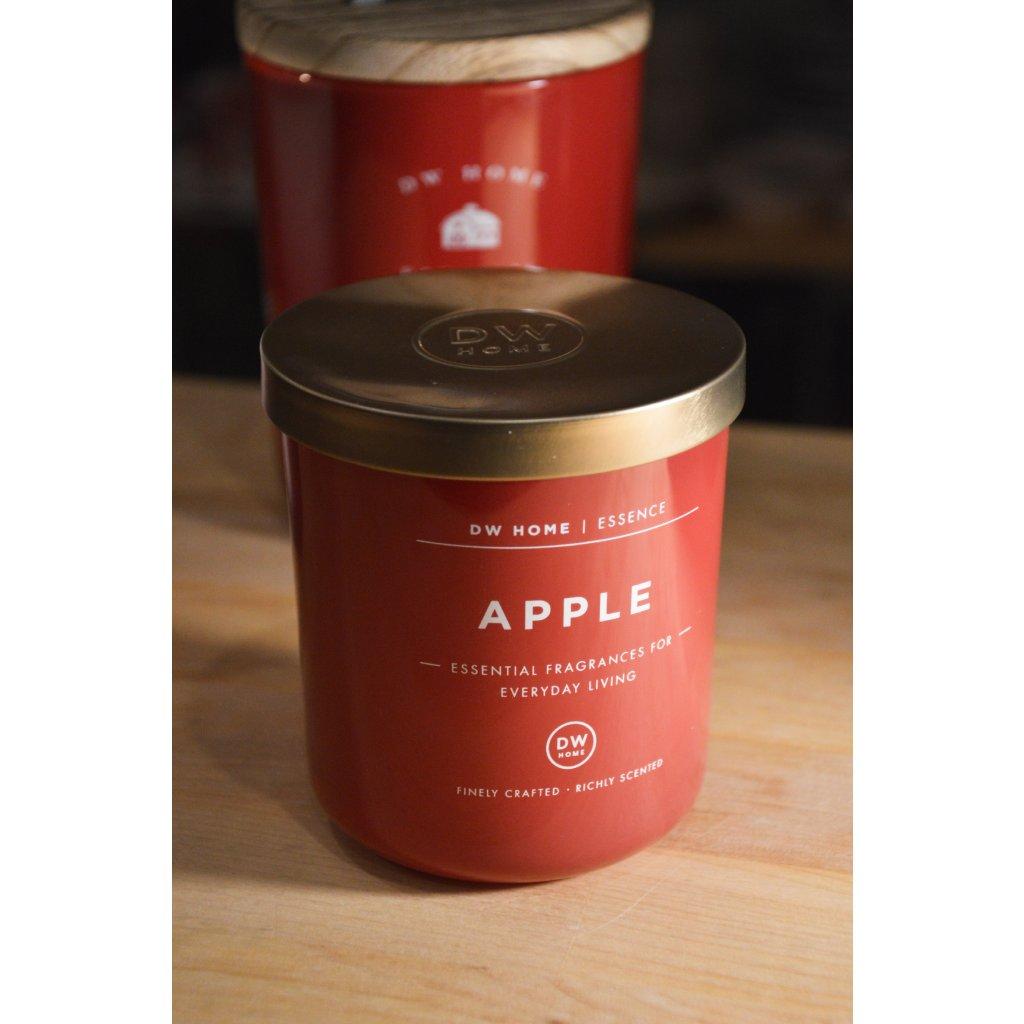 Svíčka ve skle Apple - Jablko