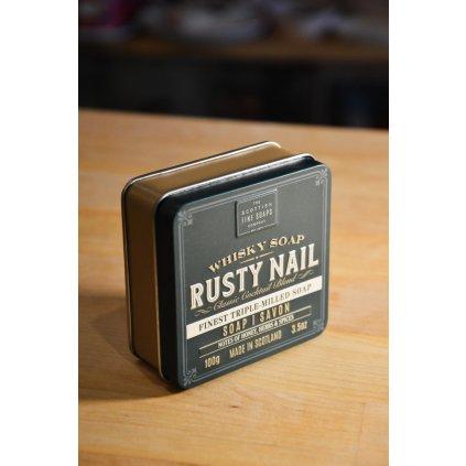 Třikrát mleté mýdlo Rusty Nail
