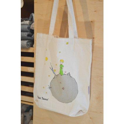Plátěná taška přes rameno Malý princ