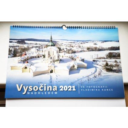 Vladimír Kunc - kalendář s fotografiemi